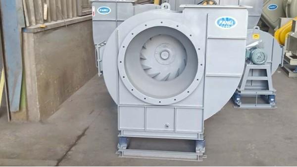 不锈钢风机的内部风轮会出现不同程度的磨损