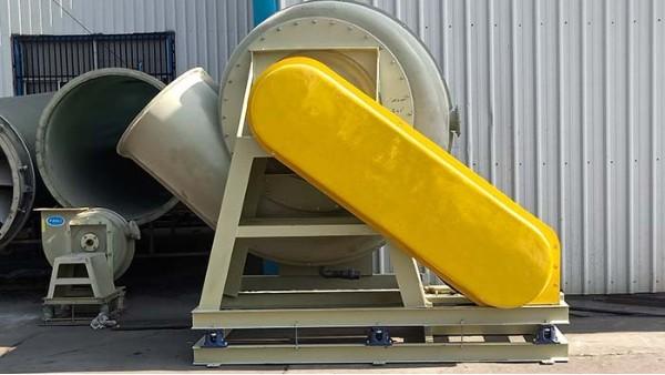 耐腐蚀玻璃钢风机制作的速度与哪些因素有关?