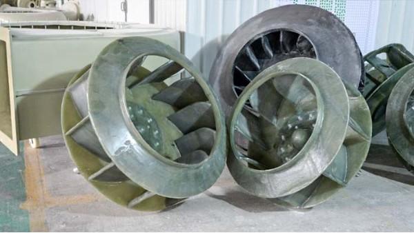 以下是玻璃钢防腐风机叶轮关键的制作步骤!
