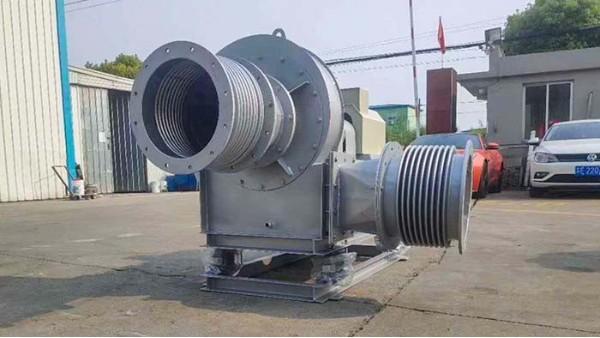 高压耐高温不锈钢风机采用进口SUS316L制成