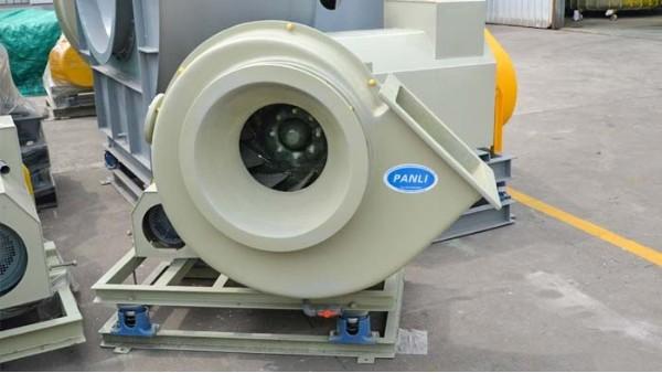 选购高压玻璃钢离心风机噪音要求越来越严格