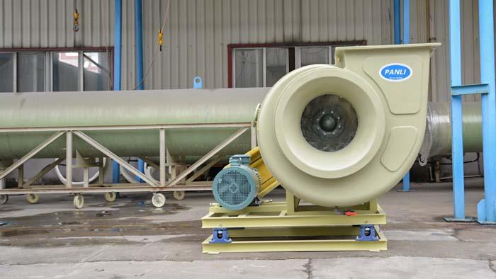 化工玻璃钢防腐风机生产厂家