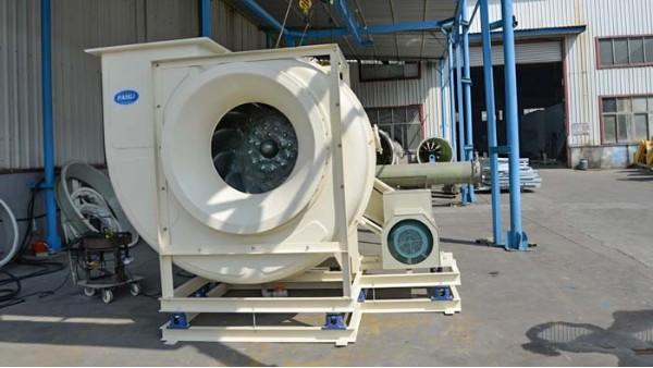 购买全玻璃钢高压通风机检查各部件连接紧密性