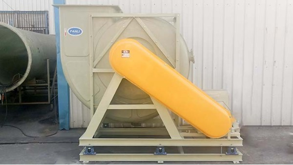 防腐耐酸碱玻璃钢风机闲置时维护方法有哪些?