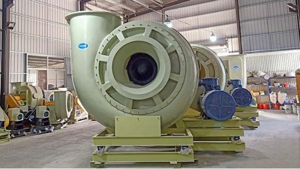 玻璃钢离心风机运用日本的生产工艺