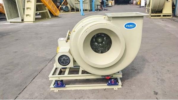 济南玻璃钢防腐风机轴承荷载增加是什么原因?