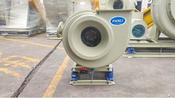 采购玻璃钢除尘风机需知运行原理与噪声源分析