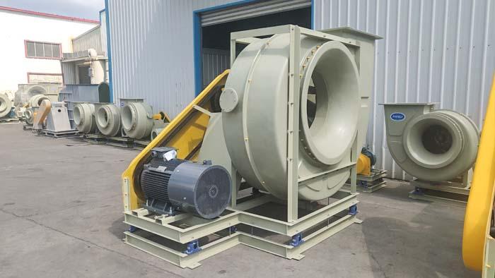 高压玻璃钢风机生产厂家