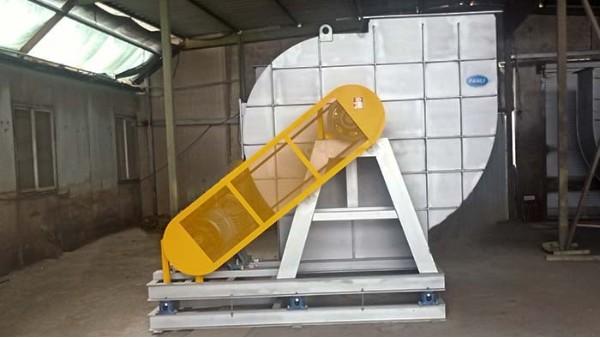 不锈钢离心风机的工作原理是什么