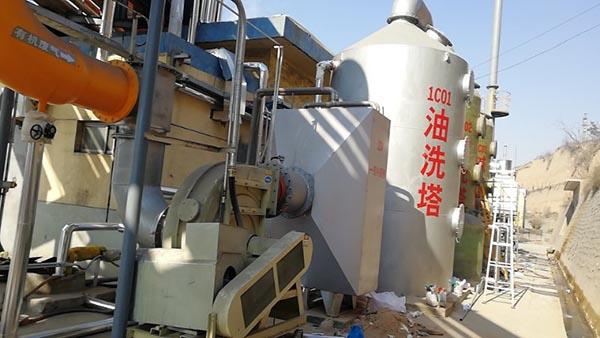 玻璃钢离心风机运行维护的检修流程