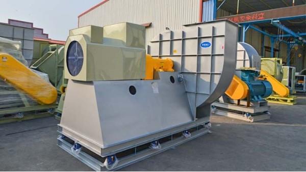 采购低噪音不锈钢风机需要配置阻性消声器