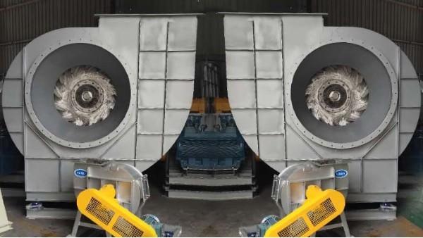 不锈钢风机焊后热处理时需要注意哪些问题?