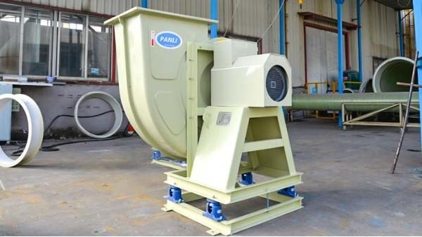 玻璃钢吸附风机使用安装要注意耐水问题!