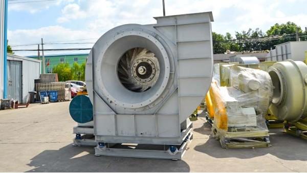 选用不锈钢离心风机怎样做到节约能耗?