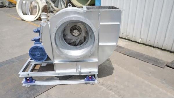 不锈钢高压风机出现摩擦怎么办?该如何解决?