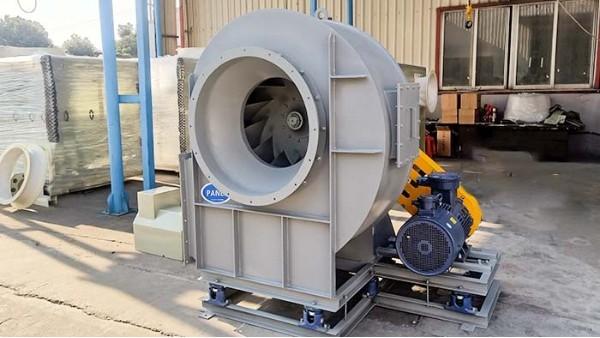 不锈钢离心风机增加功率的因素和过热的原因?