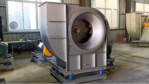 高压不锈钢风机管道中部分阻力该怎么操控?