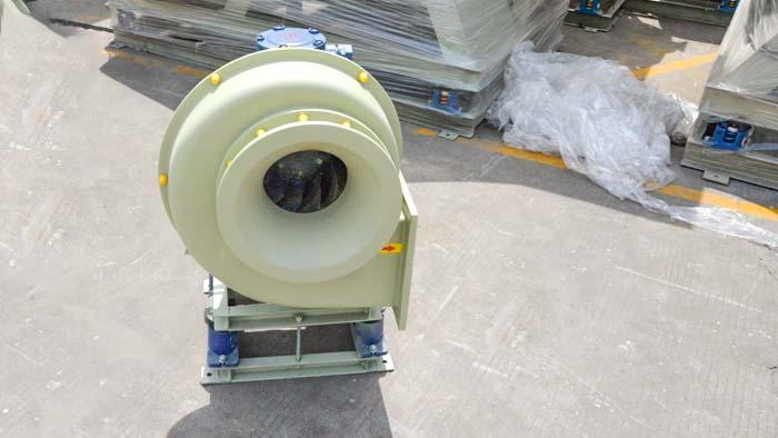 玻璃钢除尘风机生产厂家