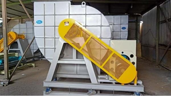 高压不锈钢风机的叶轮怎么进行清洗检查呢?