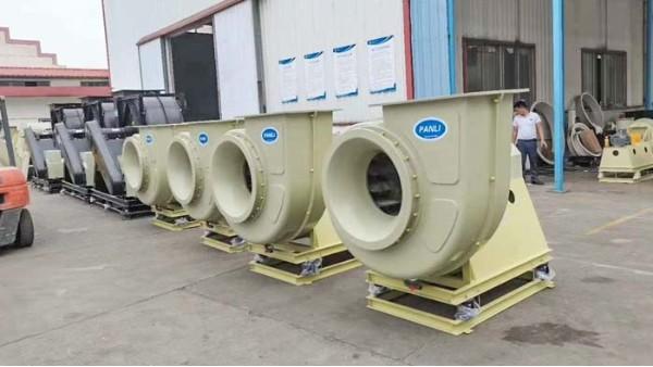 低噪声玻璃钢风机管道系统噪声的解决方案