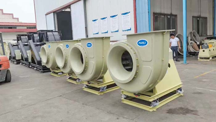 低噪音玻璃钢风机生产厂家