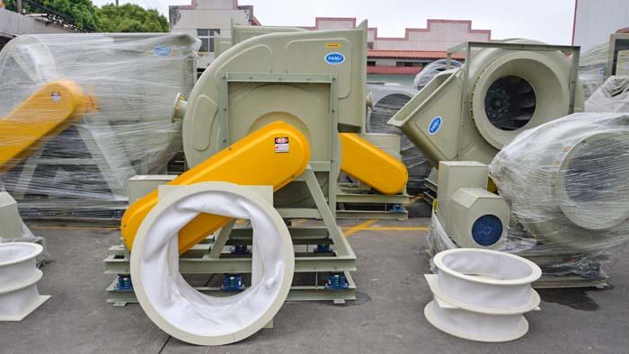 无机玻璃钢风机生产厂家