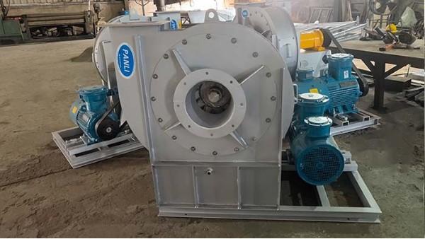 不锈钢风机叶轮去除装置的方法