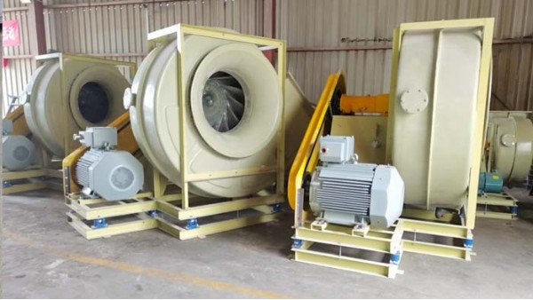 采购化工玻璃钢风机后期需要如何维护?