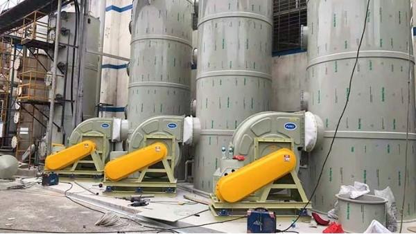 江西金山矿业采购磐力玻璃钢风机 服务领航