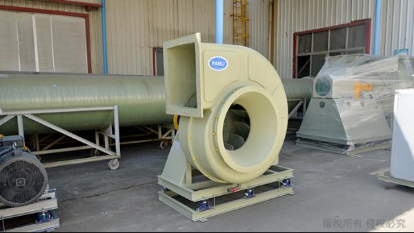 了解玻璃钢废气引风机境内叶轮生产工艺状况