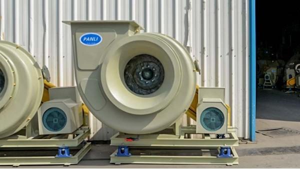 防腐玻璃钢离心风机质量检验规范如何制定?