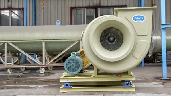 防腐玻璃钢离心风机多少钱与型号规格有关?