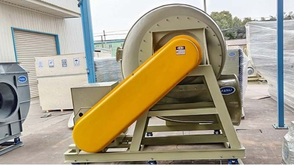 进行玻璃钢离心风机检测质量方法有哪一些?