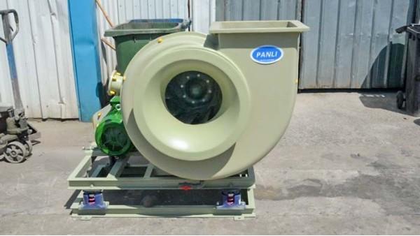 玻璃钢排气风机如何做到使用越节约能耗?