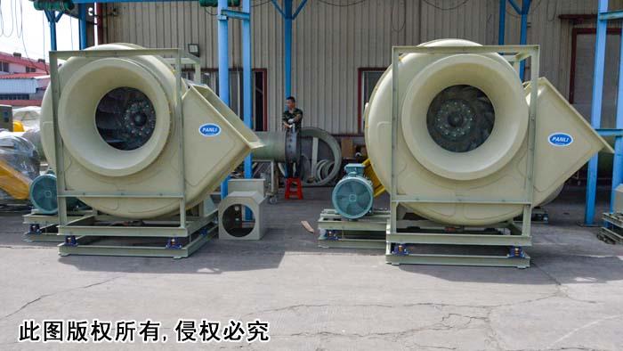 耐腐蚀玻璃钢风机生产厂家