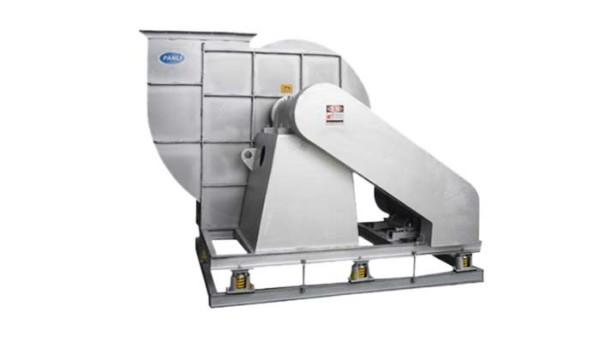 不锈钢风机采用铝原料制成防爆离心风机