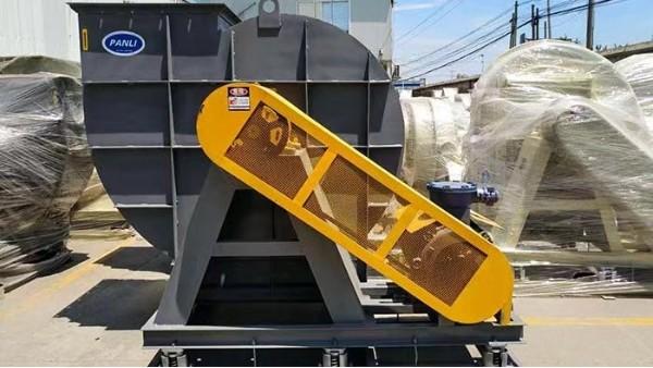 离心通风机安装填料密封是否防止气泄漏?
