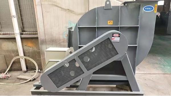 高压离心风机运行中的灰尘会加重设备磨损?