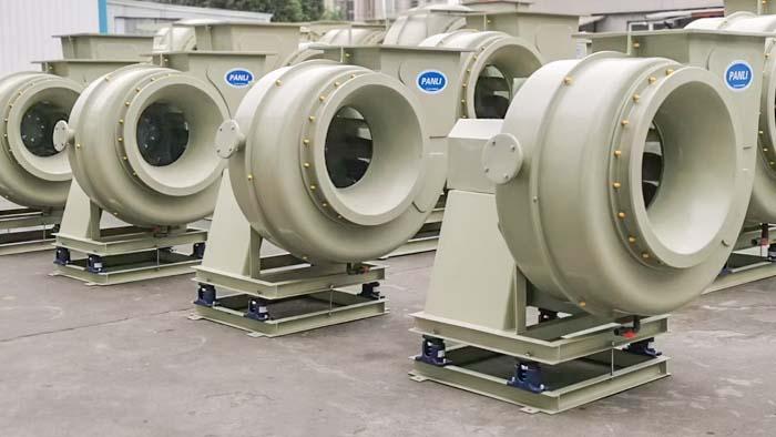 玻璃钢高压离心通风机生产厂家