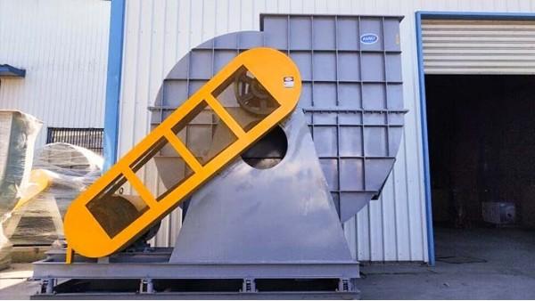 离心通风机排气管道选择需要注意哪些方面?