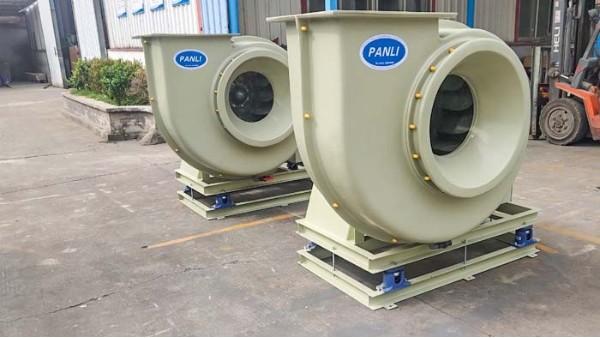 高温玻璃钢风机运行中产生异常该如何处理?