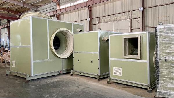 玻璃钢箱式消音风机如何进行安装调试呢?