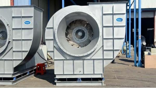 不锈钢离心风机生锈由以下哪些原因引起的?