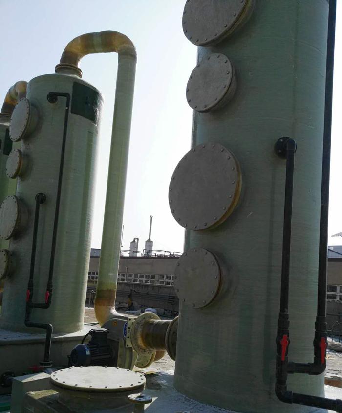 高压玻璃钢防腐风机