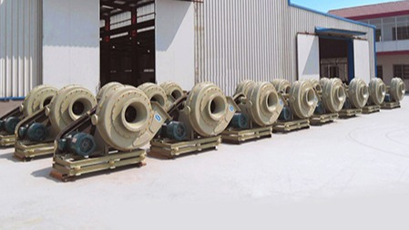 玻璃钢离心风机厂家要如何应对产销规模增大现象