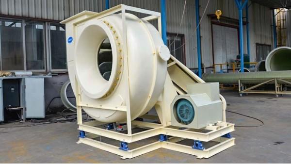 玻璃钢排烟风机在工业中的重要作用有哪些?