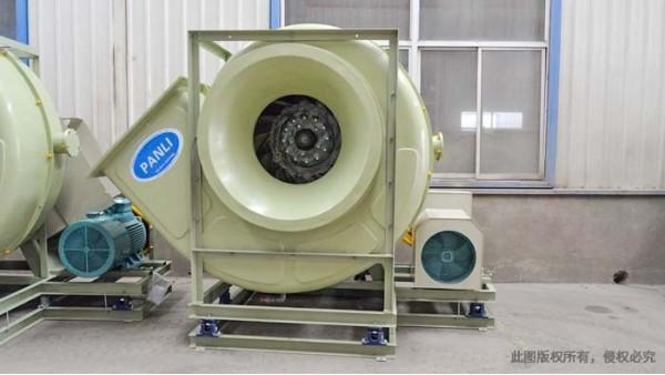 玻璃钢废气引风机不能正常启动怎么处理?