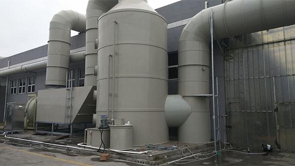 苏州磐力玻璃钢风机