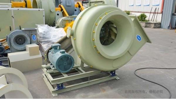 玻璃钢降温风机在除尘行业中有哪些运用呢?