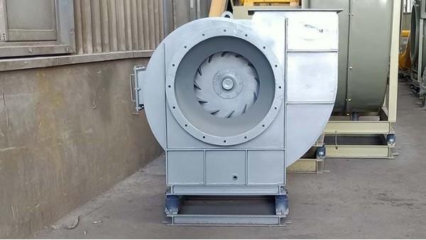 不锈钢离心风机的有哪些零部件容易出问题?